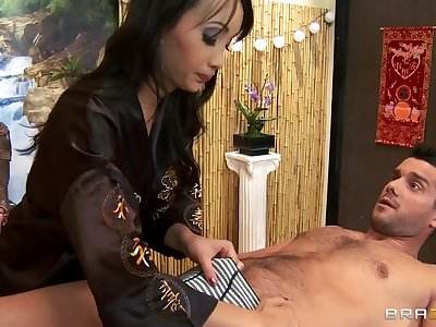 Katsuni's needle therapy takes oral form