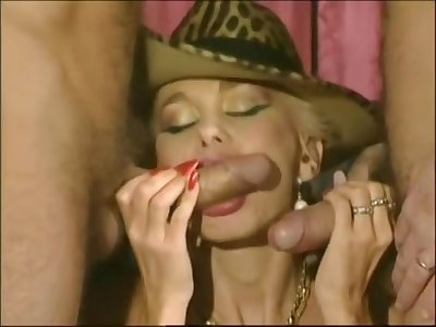 Dolly Buster And Two Guys - Hot Porn Video